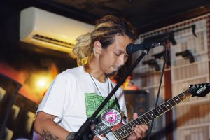 ending note presents 『音彩の島』Release party!! at 熊本人吉 BAR WEST SIDE/ – 2016.8.15(mon) –